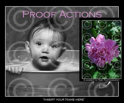 Proof Action by GMCPhotography