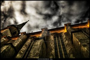Church Exterior HDR by Vic-R