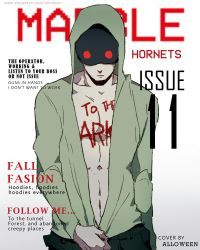 Marble Hornets: Issue 11 by Alloween