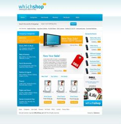 Wh?chShop.net by Emin-ence by designerscouch