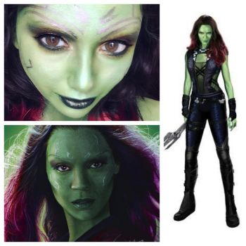 Gamora by LovelyLiar
