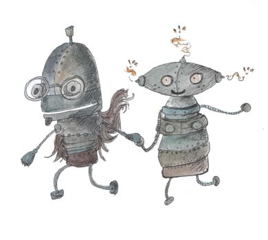 Machinarium me by Ptite-Lux