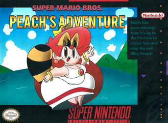 Super Mario Bros.: Peach's Adventure Demo! (Desc.) by BWGLite