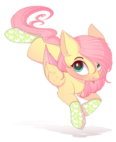 A smol stick of butter by Evehly