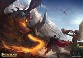 Pathfinder:  Gameplay opener by Rob-Joseph