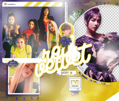 RED VELVET | PACK PNG | REALLY BAD BOY by KoreanGallery