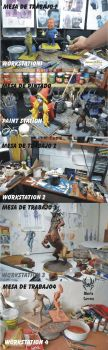 workstations by AlbertoCarrera