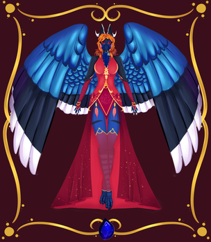 Outfit Adoptable (Auction) #41 AB2 by Tychees