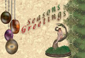 Seson's Greetings 2009 by Arialgr