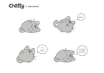 Chatty #45 by Daieny