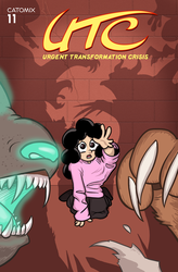 UTC Chapter 11 Cover by Catomix