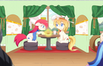 Lunchtime by Banzatou