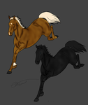 draw to adopt CLOSED by Thoroughbreds4Me