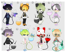 [CLOSED] Driftling Adoptables #4 by x-Cute-Kitty-x