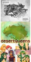 Desert Queens by Meibatsu