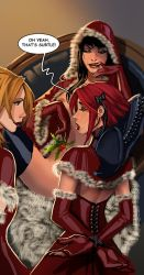3rd day of xmass my mistress gave to meee...... by shiniez
