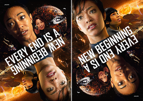 Star Trek Discovery - Every End Is a New Beginning by Jemppu