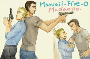 Mcdanno by one1229