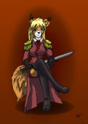 Cassandra done by Barbedhelion by MikeOrion