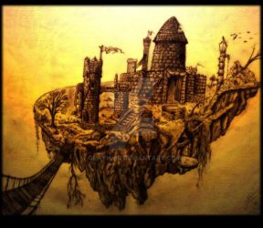 Floating City by Grayhair