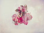 Collage -Flight of Butterflies by AmourParisienne