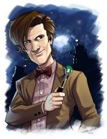 Doctors are cool by MechaBennett