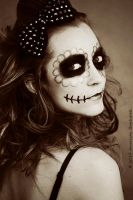 Day of the Dead by foxkat