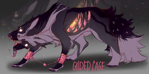 Gilded Cage Adopt [CLOSED] by lqvender