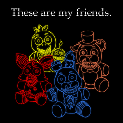 These are my friends. by Reiterei