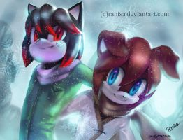 Eric and Ashton | Commission by Ranisa