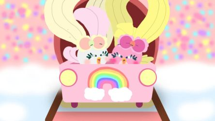 Sweet Roller Coaster by PinkyLover96