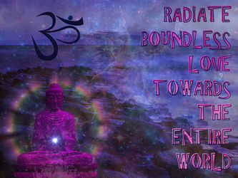 Boundless Buddha by 8thThoughtExperience
