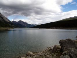 Lake Louise by little-stock