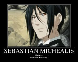 Sebastian Michealis Motivator by Da-Drawing-Cat-601