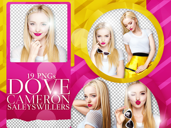 Dove Cameron PNG Pack #20 by irwinbae