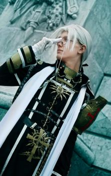 Abel Nightroad - Trinity Blood by OkariDane