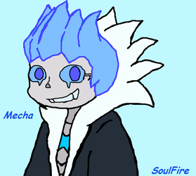 Mecha Sans by rokaigale