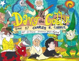 DAVY AND THE GOBLIN [Charles E. Carryl, 1884] by JCSStudio