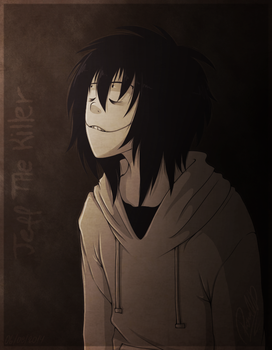 .:Jeff The Killer is back:. by PuRe-LOVE-G-S