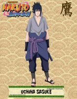 Uchiha Sasuke new by Apostoll