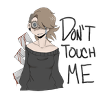 don't touch me by s-maIIs