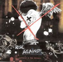 Rise Against vs. Red Jumpsuit by bloodSMEAR