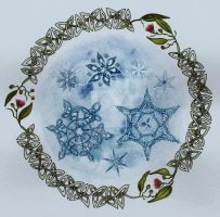 White Christmas Wish by LorraineKelly