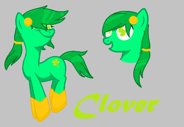 Clover offer to adopt by AdoptMafia