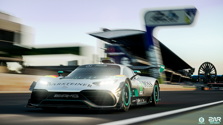 Mercedes-AMG Project ONE LMGTE PRO by nancorocks