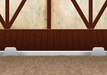 Free Riding Hall Indoor Background by SweetLittleVampire