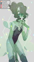 Yellow Pearl + Blue Pearl Fusion [Speedpaint] by H0nk-png