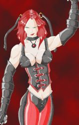 Bloodrayne in Color by Jedahl