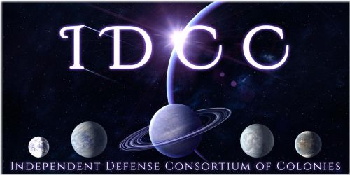 Logo: Independent Defense Consortium of Colonies by GSJennsen