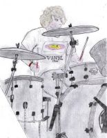 Midnight Rumours - Drummer by tro0oy